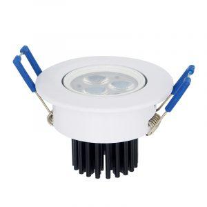 3W Mini led spotlight for jewelry display case