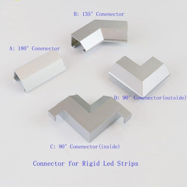 AW-SL4001-LED LIGHT BAR connectors