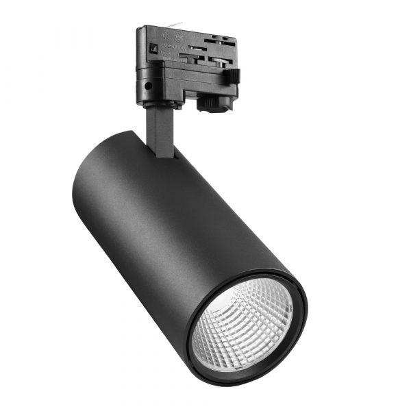 PS-TL30 LED track spot light black