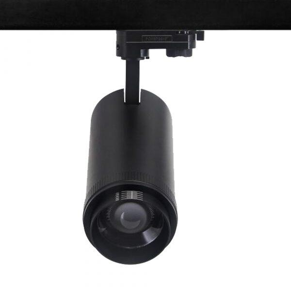 PS-TL35L92 zoom LED track light fixtures